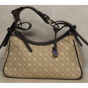 Dooney Bourke Signature Shoulder Bag